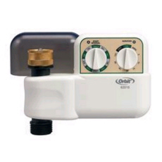 Picture of the Orbit 91600 automatic irrigation timer